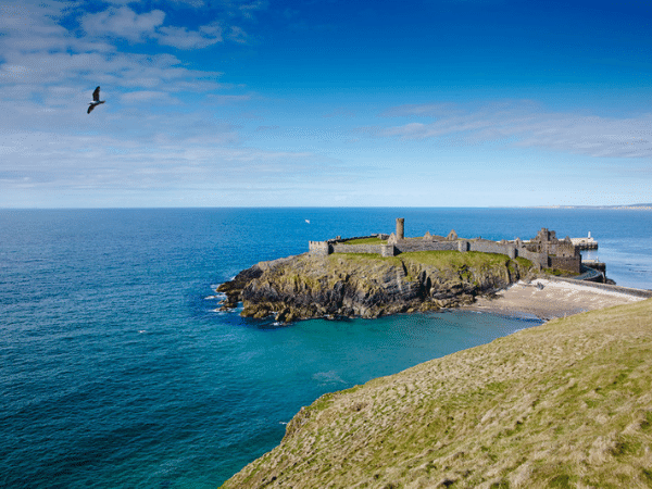 ISLE OF MAN – Britain's Treasure Island