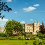 a castle in Kent Gardens