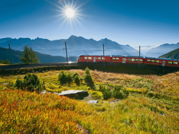 SPECTACULAR BERNINA EXPRESS – SWITZERLAND